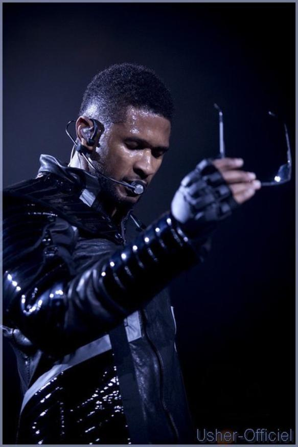 Artiiiiiicle 50:  Usher Interview .  Mars 2011