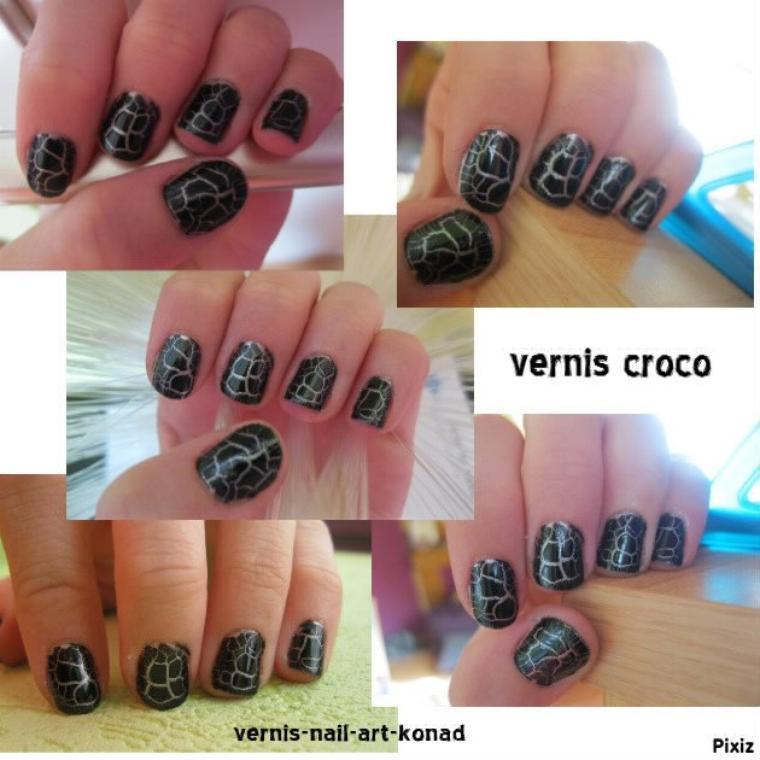 Vernis Croco
