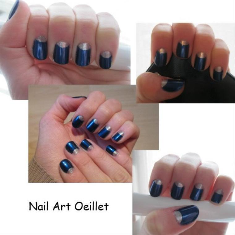Nail Art Oeillet
