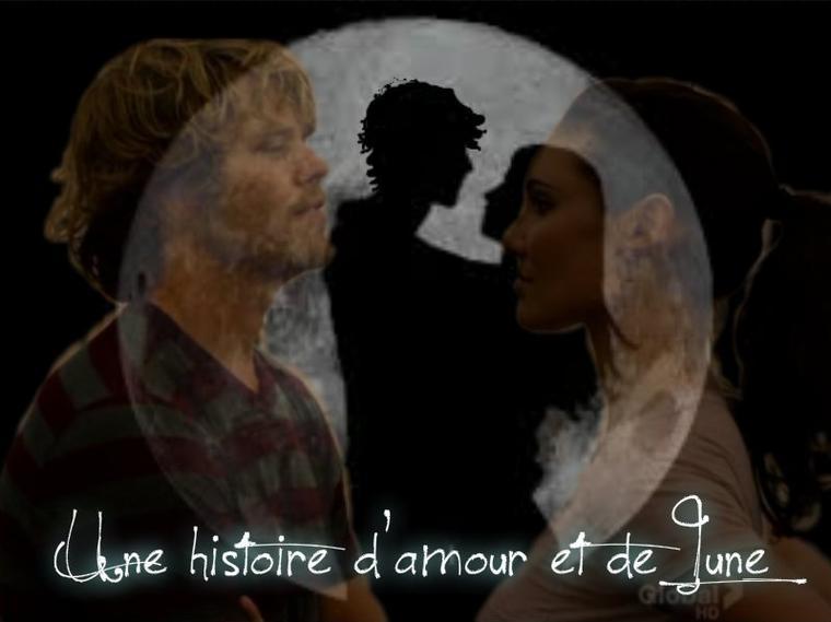 Une histoire d'amour et de lune.