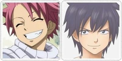 Gray-sama ? Natsu-san ? ♥