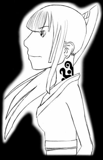 Waitress and Tramp-Présentations des personnages principaux du début du manga