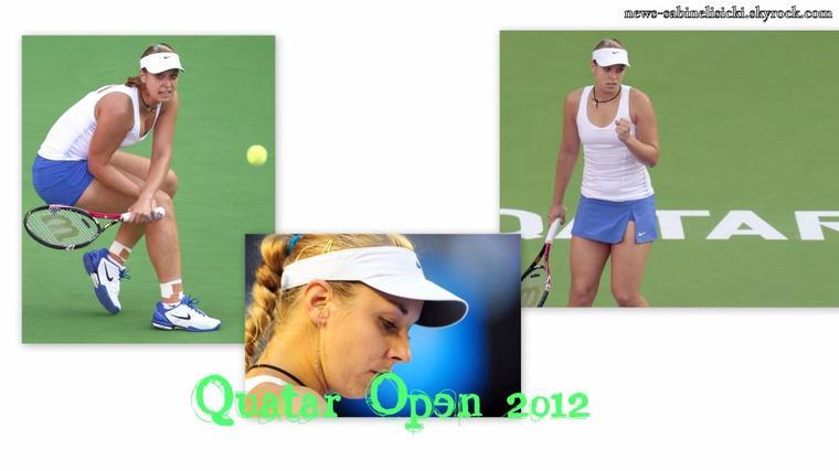 Quatar Total Open 2012