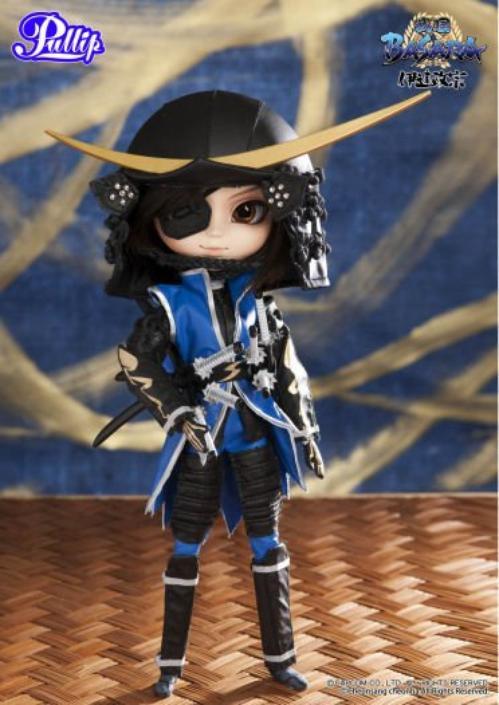 La 124e pullip : Sengoku Basara Date Masamune