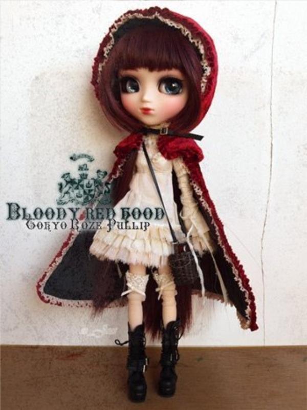 La 126e pullip : Bloody red hood