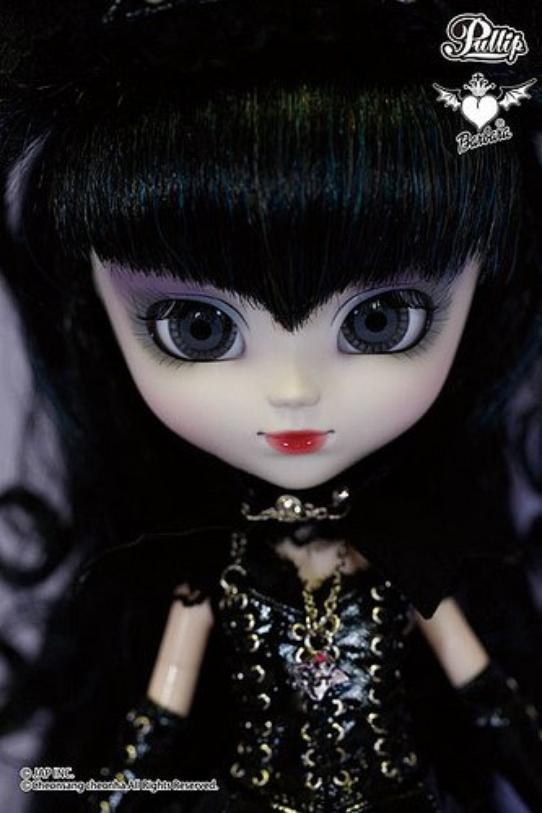 la 131e pullip : Yomi