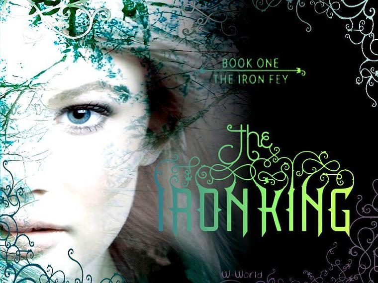 The Iron Fey Book One : The Iron King