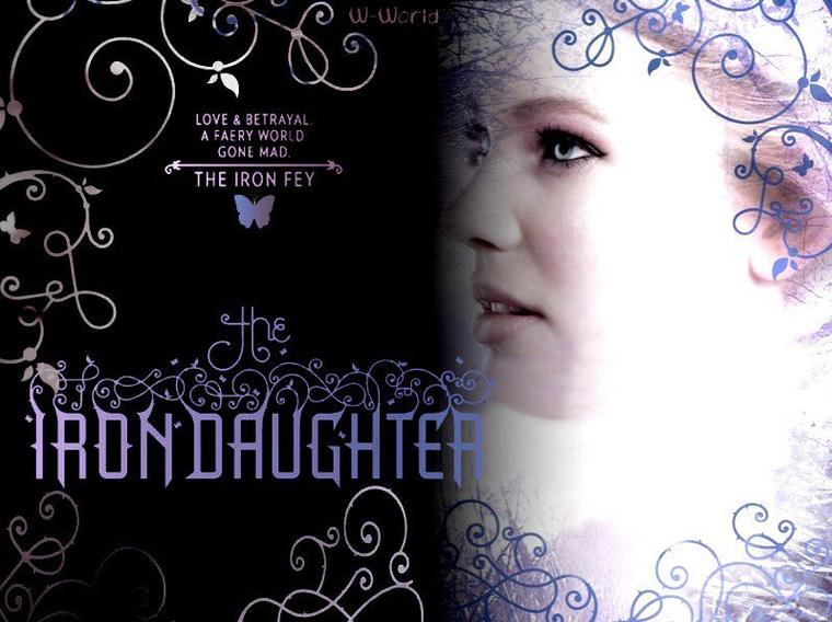 The Iron Fey Book Two : The Iron Daughter