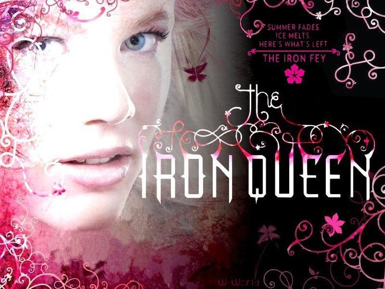 The Iron Fey Book Three : The Iron Queen