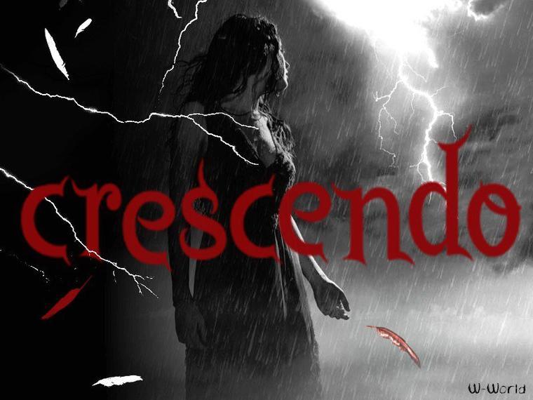 La Saga Des Anges Déchus Tome 2 : Crescendo