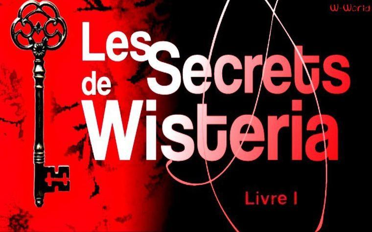 Les Secrets De Wisteria Tome 1 : Megan