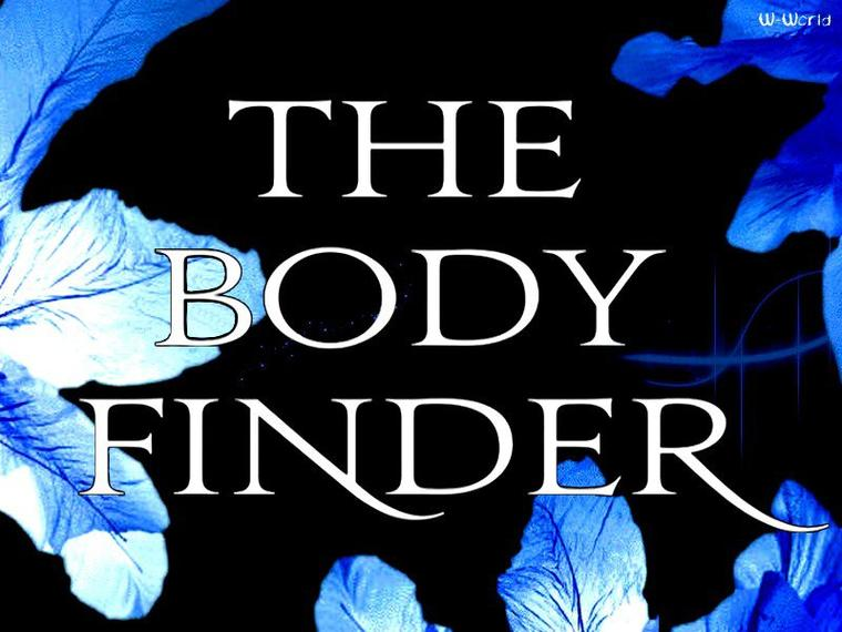 The Body Finder Tome 1 : The Body Finder