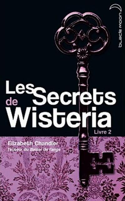 Extrait : Les Secrets De Wisteria Tome 2