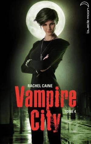 Extrait : Vampire City Tome 4 - La Fête Des Fous