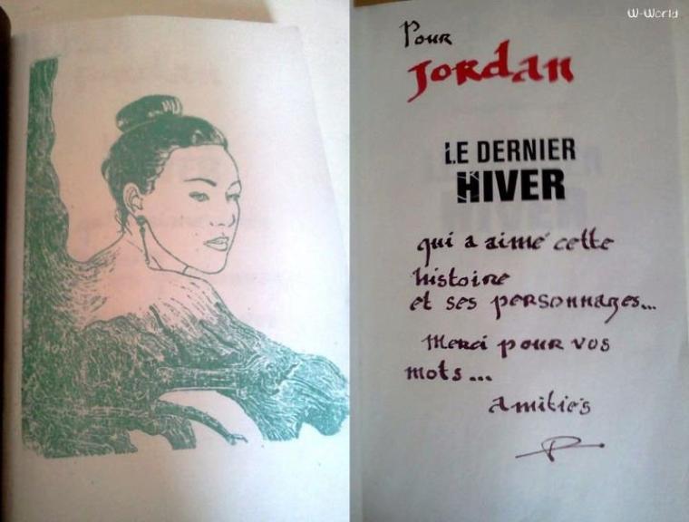 Le Dernier Hiver : L'auteur nous parle de son roman !