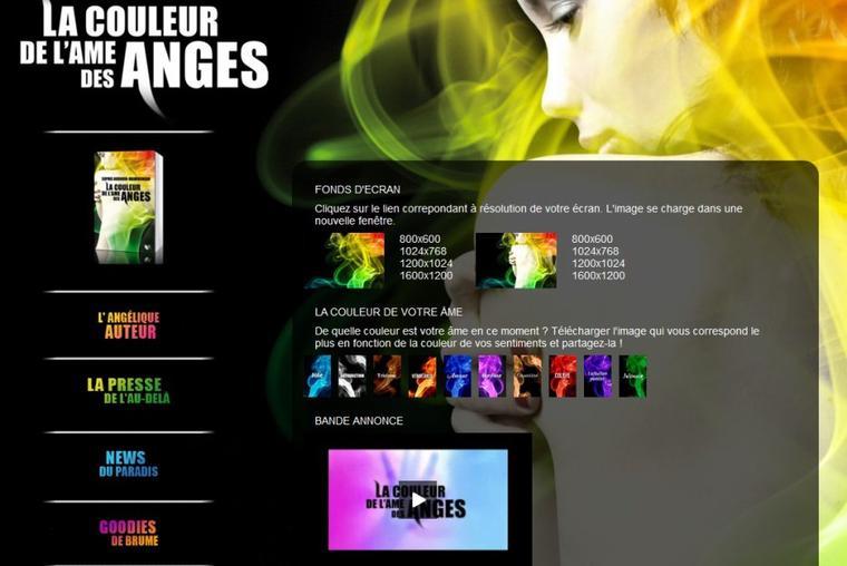 La Couleur De L'âme Des Anges, le site !