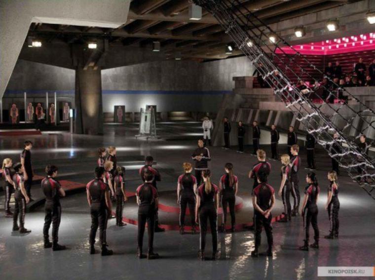 Des dizaines de stills d'Hunger Games !