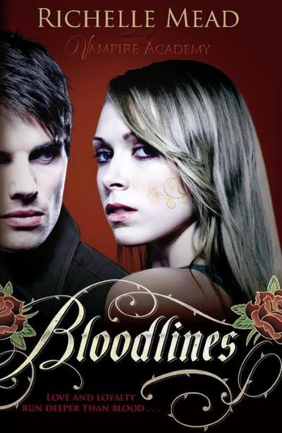 La saga BLOODLINES de Richelle Mead publiée chez Castelmore !