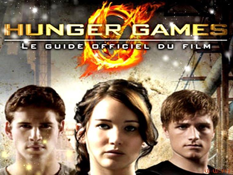 Hunger Games : Le Guide Officiel Du Film