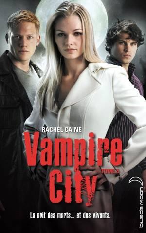 Extrait : Vampire City Tome 5 - Le Maître Du Chaos