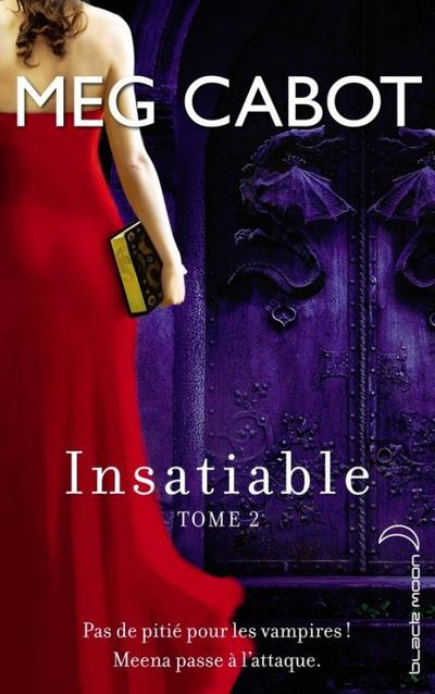 Trailer : Insatiable Tome 2 - Incisif