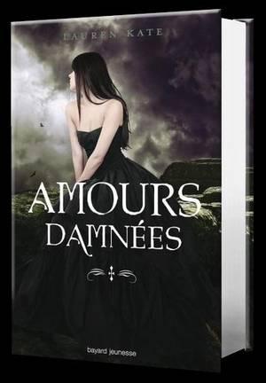 Extrait : Amours Damnées de Lauren Kate