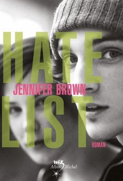 Trailer : Hate List de Jennifer Brown