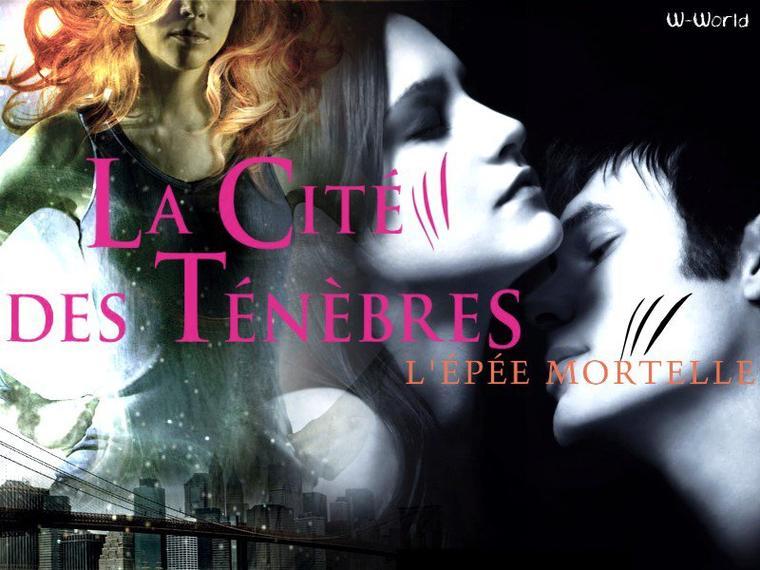 La Cité Des Ténèbres Tome 2 : L'épée Mortelle