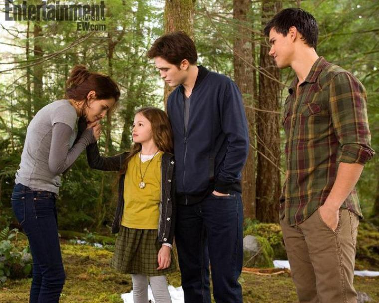 Twilight 5 : Encore plus de photos !!!