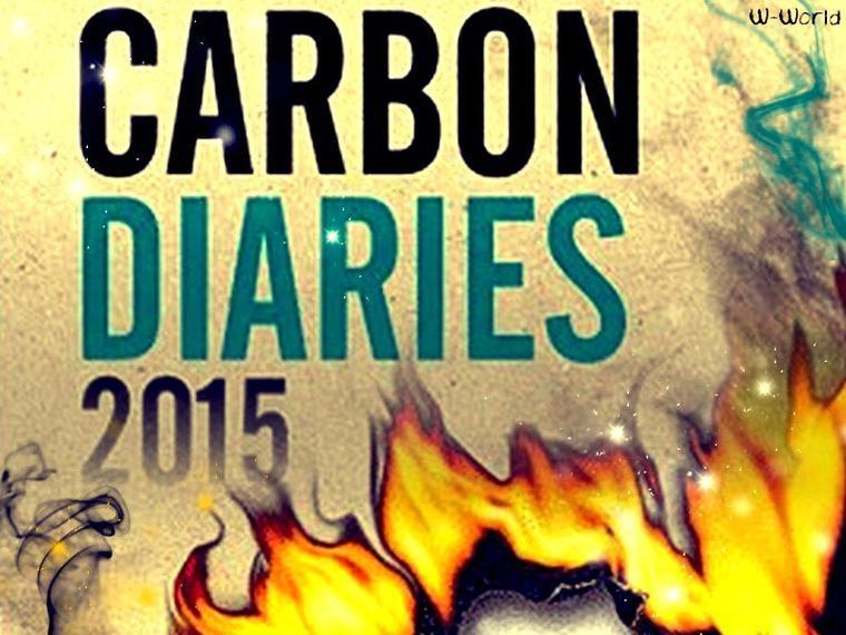 Carbon Diaries Tome 1 : Carbon Diaries 2015