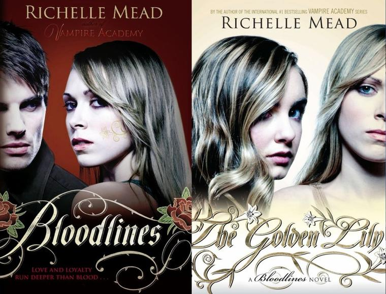 Couverture : Bloodlines Tome 3 de Richelle Mead