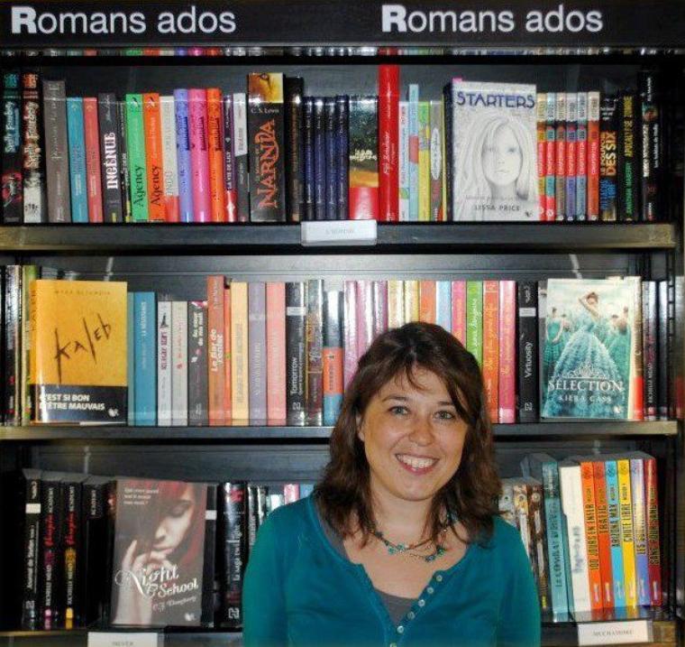 Rencontre avec Carina Rozenfeld, auteure de Phænix