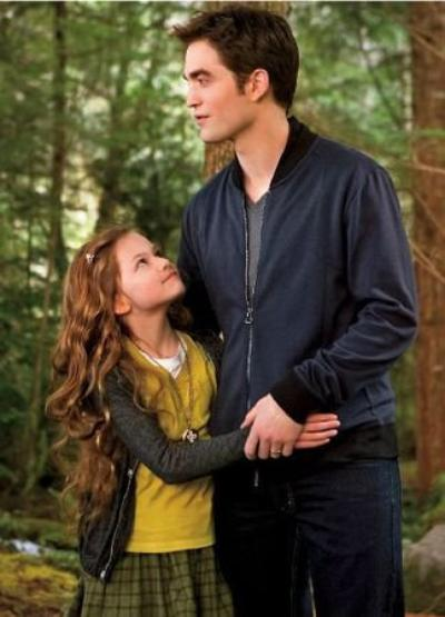 Twilight Chapitre 5 : nouvelles images du film !