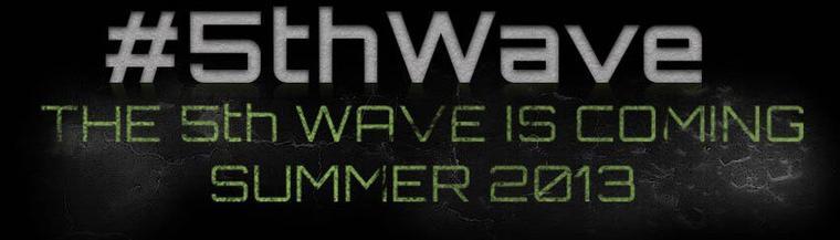 Chronique d'un succès annoncé : Présentation du roman THE 5TH WAVE de Rick Yancey