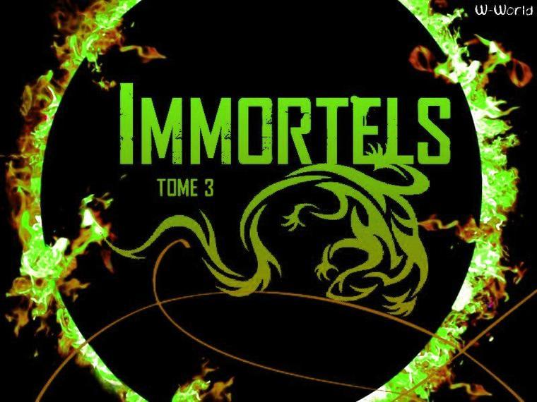 Immortels Tome 3 : La Guerre