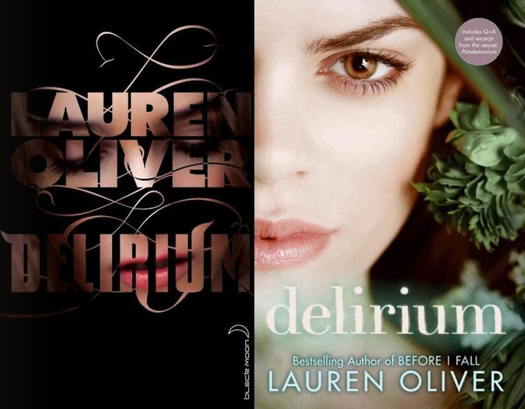 Le roman DELIRIUM de Lauren Oliver va être adapté en série TV !