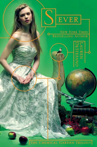 Trailer : The Chemical Garden Tome 3 - Sever de Lauren Destefano