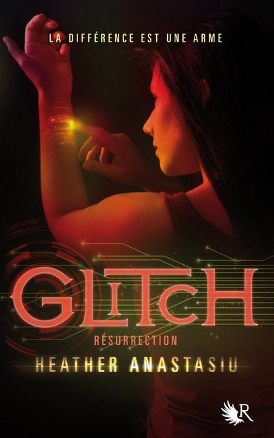 Extrait : Glitch Tome 2 - Résurrection de Heather Anastasiu