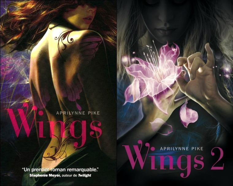 Présentation : Wings Tome 3 d'Aprilynne Pike
