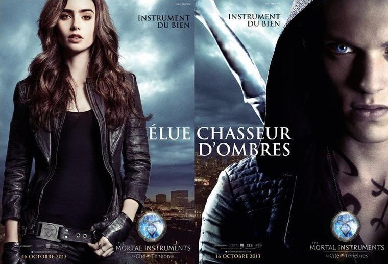 La Cité Des Ténèbres - Le film : Une nouvelle affiche !