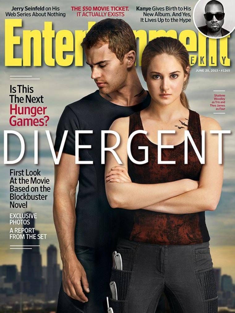 Divergent - Le film : le plein de nouvelles images !