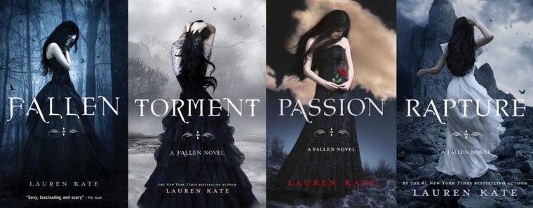 FALLEN - LE FILM : Luce et Daniel castés !