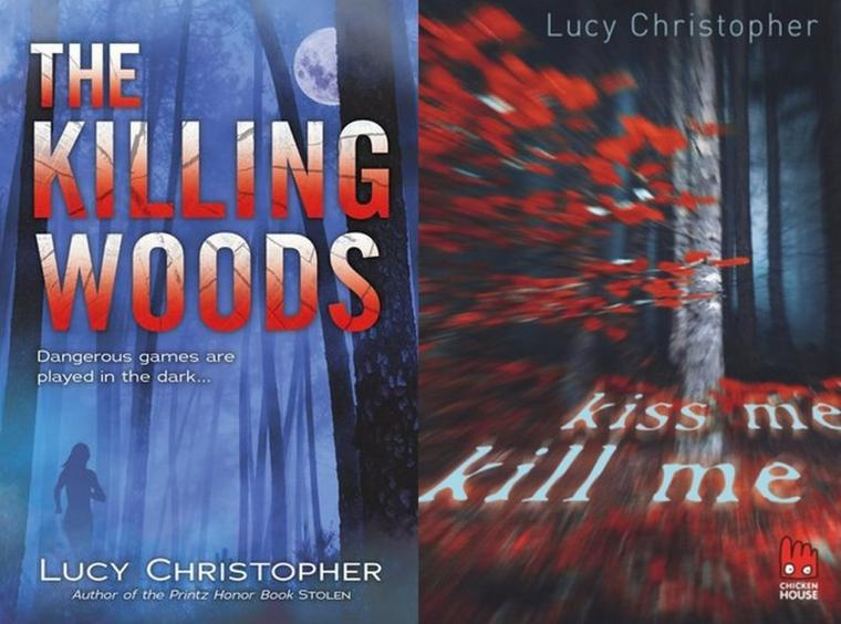 Présentation : THE KILLING WOODS de Lucy Christopher