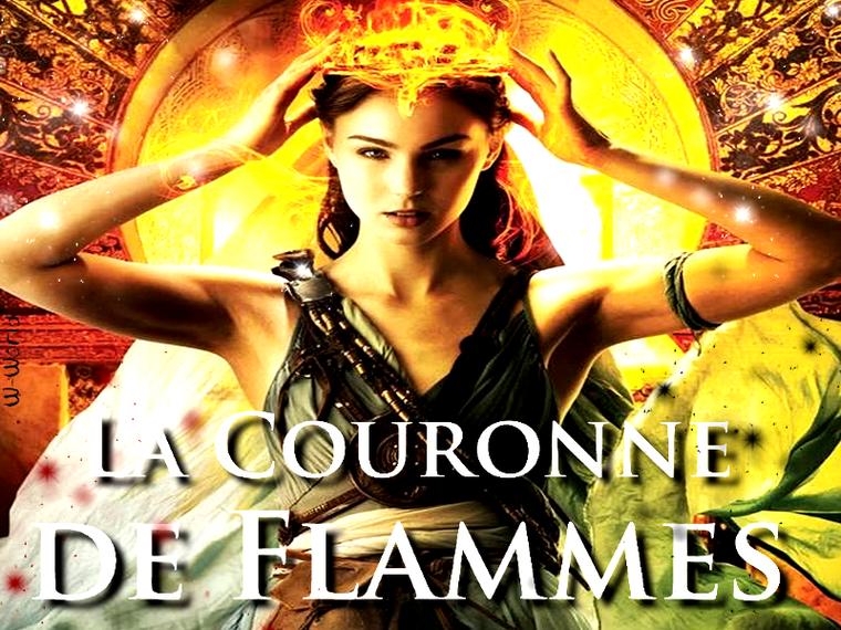 LA FILLE DE BRAISES ET DE RONCES T.2 : LA COURONNE DE FLAMMES
