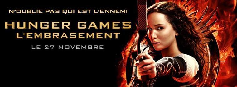 HUNGER GAMES 2 - LE FILM : nouveau spot (We Remain)
