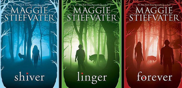 Couverture : SINNER de Maggie Stiefvater