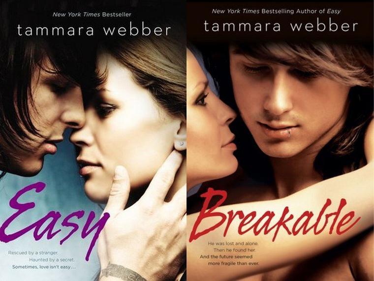 PRÉSENTATION : EASY T.1 - EASY de Tammara Webber
