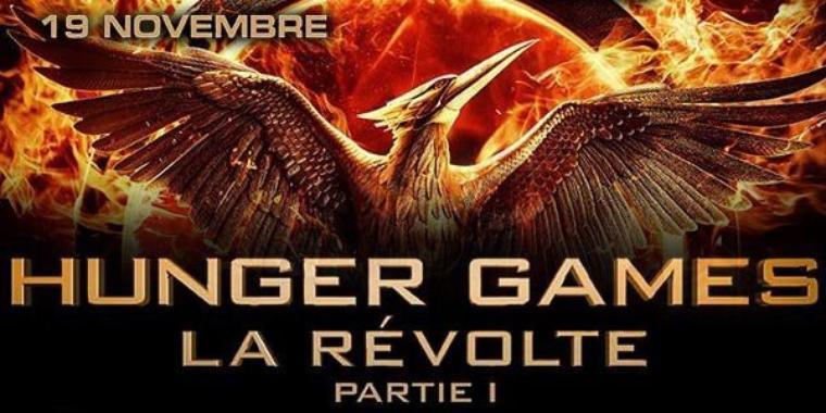 HUNGER GAMES 3 PARTIE 1 - LE FILM : 6 NOUVEAUX POSTERS