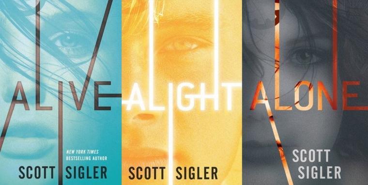 PRÉSENTATION : ALIVE T.1 - ALIVE de Scott Sigler