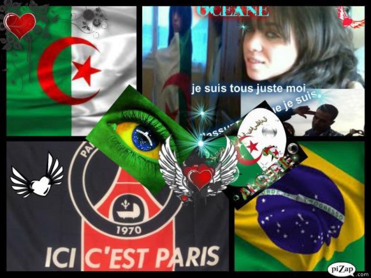 Parisienne et fiere de l'etre ^^